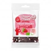 Veggie Peggy Fruktsnacks Jordgubb 50 g