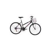Bicicleta Houston Foxer Maori Aro 26 21 Marchas Preta