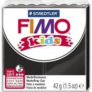 FIMO® Kids boetseerklei, zwart, 42gr