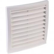 Rešetka za ventilaciju plastika za cijevi promjera: 15 cm Wallair 150 mreža za muhe