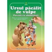 Ursul pacalit de vulpe - povesti cu abtibilduri.