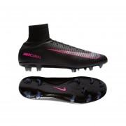 Zapatos Fútbol Hombre Nike Mercurial Veloce III FG-Negro