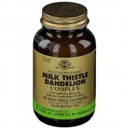 Solgar® Milk Thistle Dandelion Complex