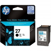 HP Original Tintenpatrone C8727AE (No.27), black