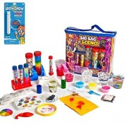 Be Amazing Big Bag of Science with Grow Snow Blister Card Set