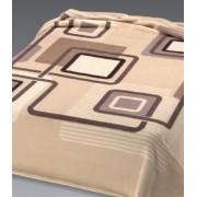 Pătură de pat dublu Belpla Ster 271 Beige