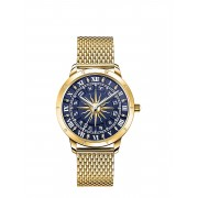 Thomas Sabo Watch Glam Spirit Astro Watch, Blue Klocka Guld Thomas Sabo