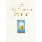 My First Communion Bible (White), Hardcover/Benedict