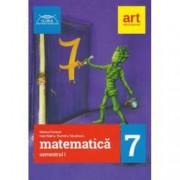 Matematica Clasa a VII-a. Semestrul I. Clubul Matematicienilor