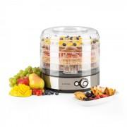 Fruitower M Desidratador Automático 35-70 ° C 5 Prateleiras 200-240W Aço Inoxidável