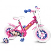 Stamp - Bicicleta Minnie Mouse, 12 inch