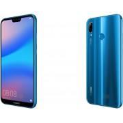 "Mobitel Smartphone Huawei P20, 5.8"" IPS LCD FHD, OctaCore Kirin 970 2.4GHz & 1.8GHz, 4GB RAM, 128GB Flash, Dual SIM, WiFi, LTE, Android 8.1, plavi"