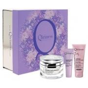 Qiriness Zestaw Perfect Repair Cream 50ml Krem + Perfect Lifting Essence Esencja 10ml + Hand & Nail Cream Krem do rąk 20ml