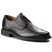 Обувки CLARKS - Driggs Walk 261103007 Black Leather