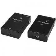 Extensor Startech 1 puerto USB 2.0 Cat5 o cat6 50m