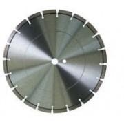 Disc diamantat pentru beton usor armat / granit - Ø 350 NLG - 9