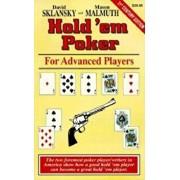 Hold'em Poker: For Advanced Players, Paperback/David Sklansky