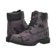Timberland 6quot Premium Boot Black Camo Iridescent