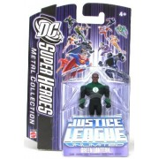 DC Super Heroes G7892 Green Lantern Justice League Unlimited 7cm Metal Collection Figure