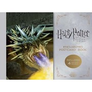 Harry Potter and the Goblet of Fire Enchanted Postcard Book, Paperback/Insight Editions