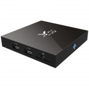S905X Quad Core WIFI 4k 60fps VP9 H.265 Media Player Box (US Plug)