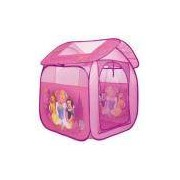 Barraca Portátil Casa Princesas Disney Zippy Toys