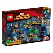 LEGO Super Heroes Hulk Hulks lab slooppartij 76018