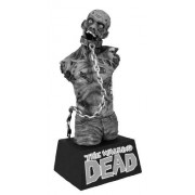 DIAMOND SELECT TOYS The Walking Dead Black and White Pet Zombie Bust Bank