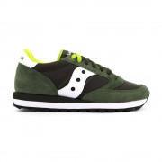 Saucony Sneakers Jazz O Verde Bianco Uomo EUR 44 / US 10