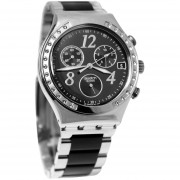 Reloj Swatch YCS485GC-Plateado Con Negro