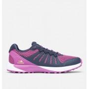 Columbia Chaussure de trail running Montrail F.K.T. - Femme Abyss, Berry Jam 40.5 EU