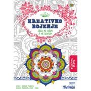 Bojanka kreativno bojenje Mandala