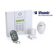 Kit Alarma Wireless clasa economica Visonic PowerMax-Express-kit