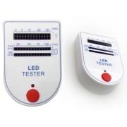 NTR LEDTEST01 LED teszter DIP 2-30mA és Flux 20-150mA LED-ekhez