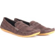 Knotty Derby Tom Loafer Loafers For Men(Brown)