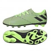 Adidas Nemeziz 194 Fxg JR FV4011 chaussures pour enfants de football noir 4 Kid UK / 4.5 US / 36 2/3 EUR / 23 cm