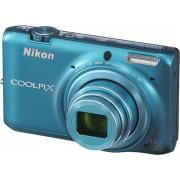 Nikon COOLPIX S6500 - Blauw