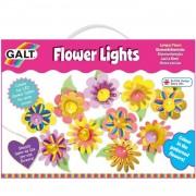Galt maak je eigen bloemenverlichtingsslinger