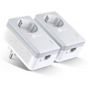 TP-Link TL-PA4010P KIT - Powerline zonder wifi - 2 Stuks - NL
