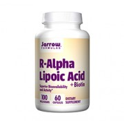 R-ALPHA LIPOIC ACID with Biotin 100mg 60 Capsules