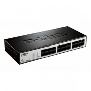D-Link 24 10/100 Desktop Switch DES-1024D/E