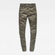 G-Star RAW 5620 G-Star Elwood Staq 3D Mid Waist Skinny Color Jeans