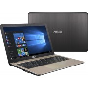 ASUS VivoBook 15 X540NA-DM083T Zwart, Chocolade Notebook 39,6 cm (15.6'') 1920 x 1080 Pixels 1,10 GHz Intel® Celeron® N3350