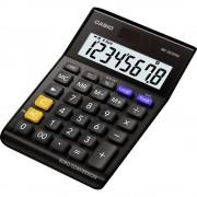 Stolni kalkulator Casio MS-80VERII Crna Zaslon (broj mjesta): 8 solarno napajanje, baterijski pogon (Š x V x d) 103 x 29 x 147 m
