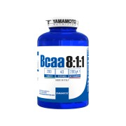 BCAA 8:1:1 Yamamoto Nutrition, 200 tablete