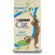 Cat Chow Adult rico en salmón - Pack % - 2 x 15 kg