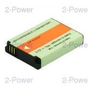 2-Power Digitalkamera Batteri Samsung 3.7v 850mAh (BP85A)