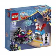 Lego dc super hero girls il carrarmato di lashina
