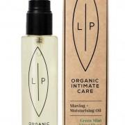 Lip Intimate Care Shaving + Moisturising Oil 75 ml