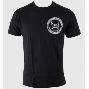 utcai póló férfi - Training Center - TAPOUT - Black